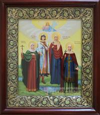 Валентина, Михаил, Александра, Наталия