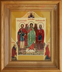 Дионисий Требийский, Варвара Илиопольская
