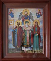 Александр, Лука, Антонина
