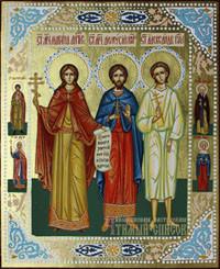 Марина, Дионисий, Александр