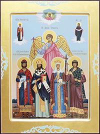 Владимир, Димитрий, Ольга, Игорь