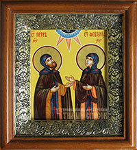 Петр и Феврония Муромские