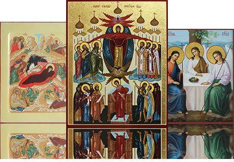 «Иконы Праздники»