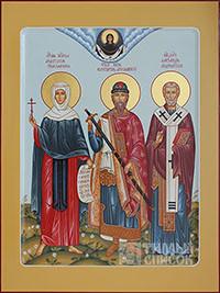 Анастасия Римляныня, Константин Ярославский, Александр Адрианопольский