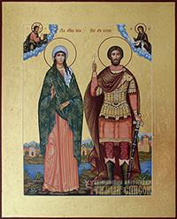 Иулия Карфагенская Корсиканская, Виктор Никомидийский